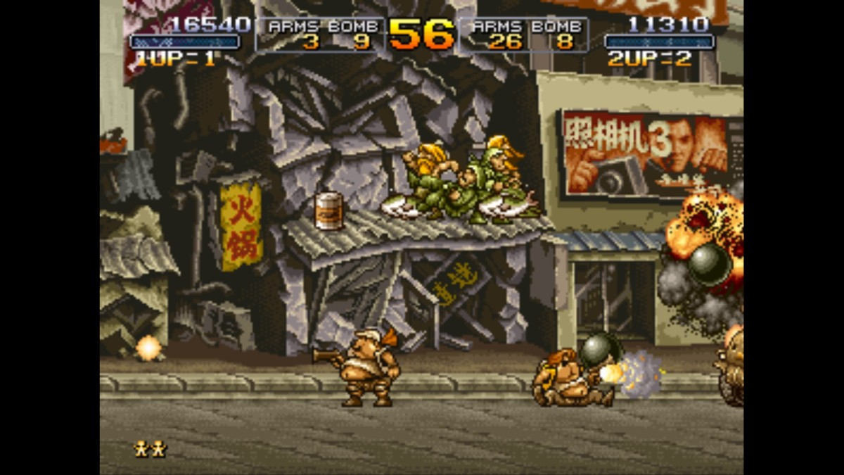 Metal Slug X Steam PC Review